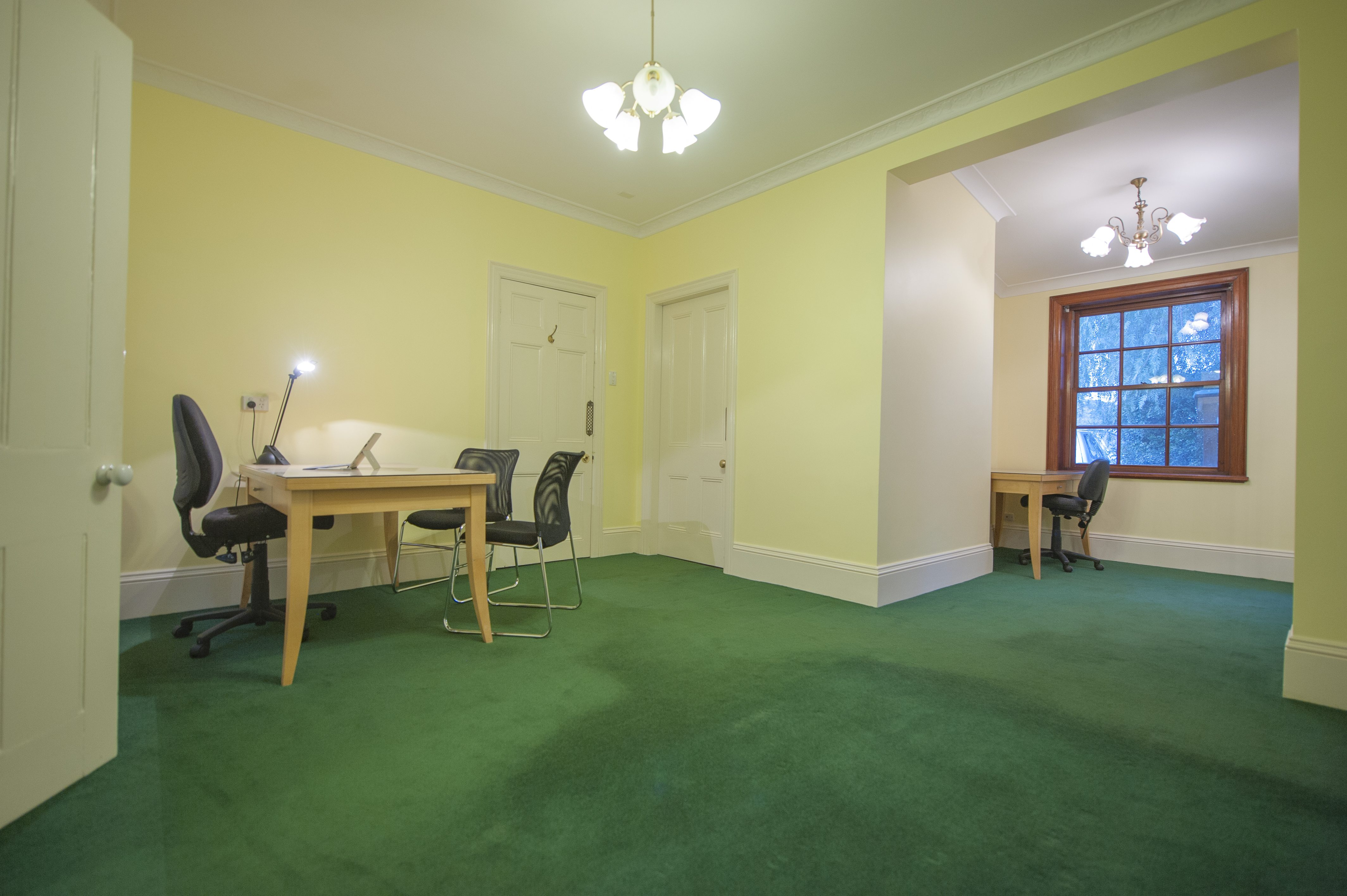 SERVICED OFFICE -